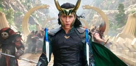 Tom Hiddleston revela sua reação ao descobrir sobre a variante do Loki