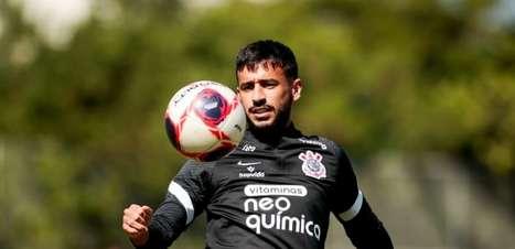 Rescisão de Camacho aparece no BID e volante deixa o Corinthians