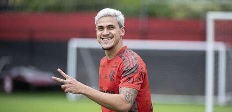 Flamengo informa a Pedro que não liberará jogadores do clube para as Olimpíadas