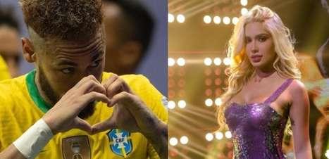 Neymar vive affair com youtuber Karoline Lima, diz colunista