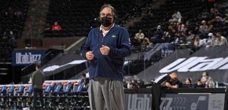 Stan Van Gundy não é mais o técnico do Pelicans