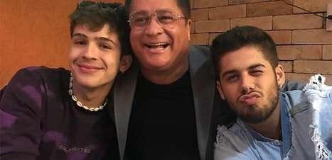 Zé Felipe expõe distanciamento de João Guilherme e desabafa