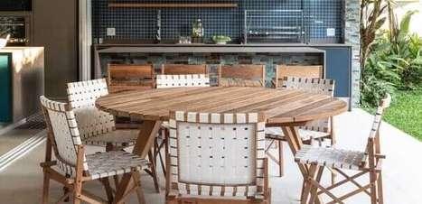 +60 Modelos de Área Gourmet para Inspirar sua Decoração