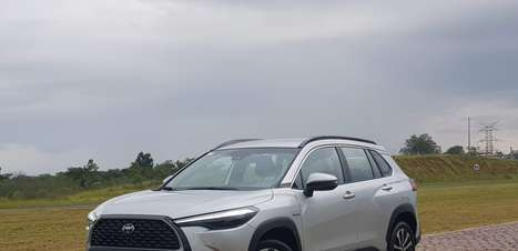 Toyota Corolla Cross fecha 1ª quinzena de junho no top 10; veja a lista dos mais vendidos