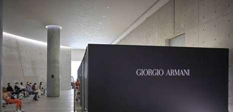 Armani inicia vacinação de funcionários da grife na Itália