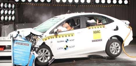 Relembre os últimos carros que ganharam 5 estrelas no Latin NCap