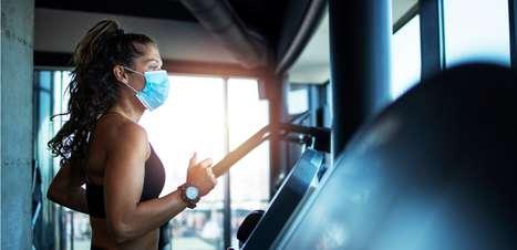 Atividade física ajuda a reduzir os sintomas após a Covid-19