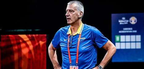 Petrovic coloca vagas no Pré-Olímpico de basquete em aberto: 'Pode ocorrer tudo'
