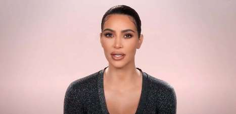 Kim Kardashian confessa que reality show não teria sucesso sem sua sextape