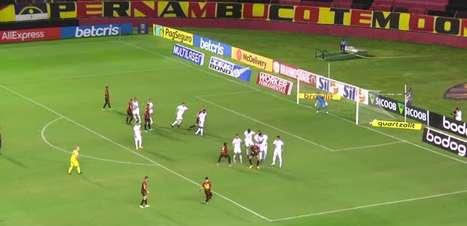 SÉRIE A: Gol de Sport 1 x 0 Grêmio
