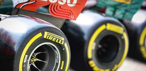 Pirelli escolhe compostos de pneus diferentes para os dois próximos GPs na Áustria