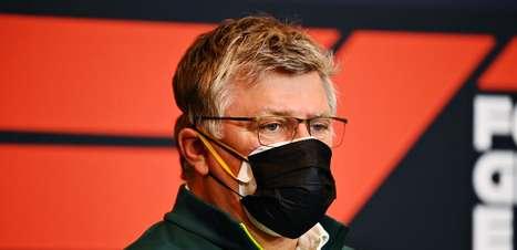 """Szafnauer sobre as alegações da Pirelli na F1: """"Não fizemos isso"""""""