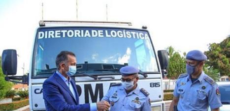 Concurso PM AP: governador autoriza início dos preparativos