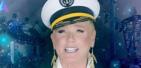 Xuxa anuncia navio temático em 2022 para comemorar aniversário