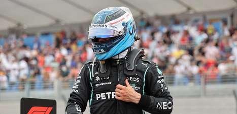 Hill questiona atitude de Bottas após reclamação durante o GP da França de F1