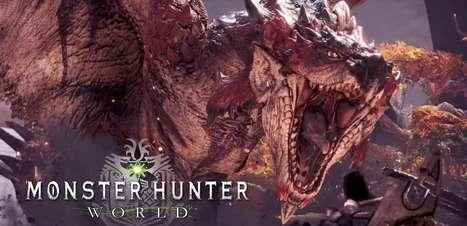 Monster Hunter World e mais jogos saem do Game Pass em 30 de junho