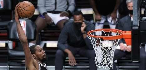 """Steve Kerr: """"Acho que Durant é mais talentoso do que Jordan"""""""