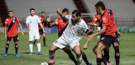 Atlético-GO vence e encerra invencibilidade do Fluminense