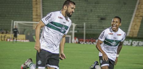 Coritiba derrota Guarani fora de casa e conquista terceira vitória seguida na Série B