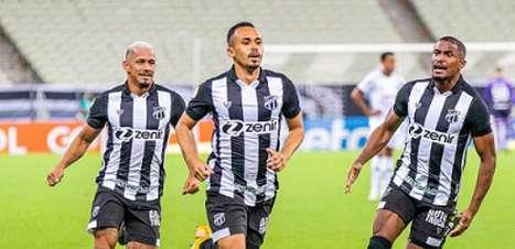 Com duas falhas de Everson, Ceará vence o Atlético-MG