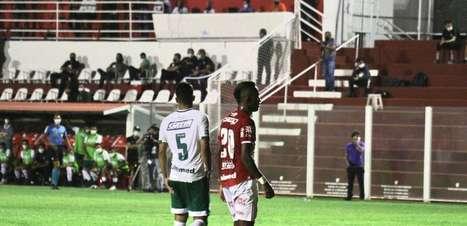 Em clássico pela Série B, Vila Nova e Goiás ficam no empate sem gols