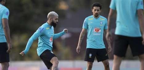 Seleção Brasileira inicia preparação para encarar o Equador