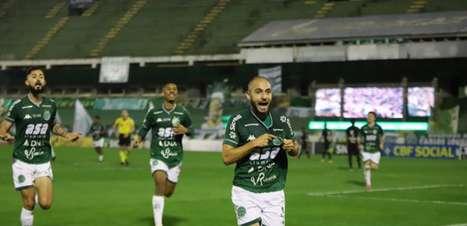 Contra o Cruzeiro, Guarani quer manter invencibilidade como visitante