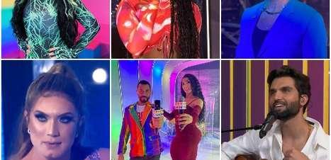 Especial Orgulho reuniu performances de artistas LGBTQIA+; veja!