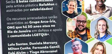 NBA celebra Dia do Orgulho LGBTQIA+ no Brasil e apoia Grupo Arco-Íris em ação social