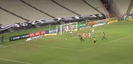 SÉRIE A: Gols de Ceará 1 x 1 São Paulo