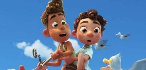 """Podcast tem """"Luca"""" da Pixar e entrevista com diretor do filme """"Anna"""""""