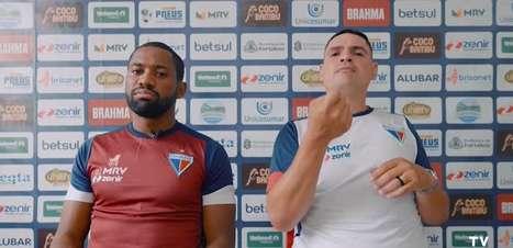 """FORTALEZA: Tinga vê como 'inadmissível' estado da Arena Castelão: """"Terrível"""""""