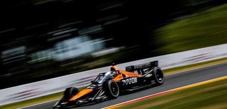 """McLaren mostra interesse em correr com três carros na Indy em 2022: """"Está nos planos"""""""