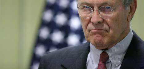 Ex-secretário de Defesa dos EUA Donald Rumsfeld morre aos 88