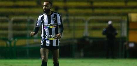 Com gol de Chay, Botafogo bate o Vitória e volta a vencer