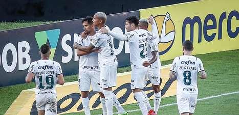 Palmeiras vence o Sport fora de casa por 1 a 0