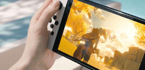 Nintendo anuncia novo modelo do Switch