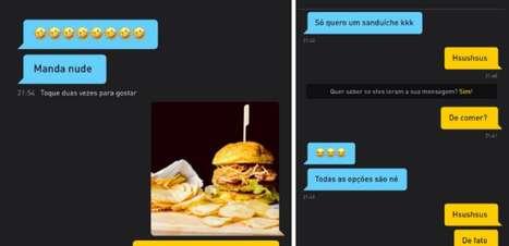 Hamburgueria LGBTQ+ viraliza vendendo nos apps de 'pegação'