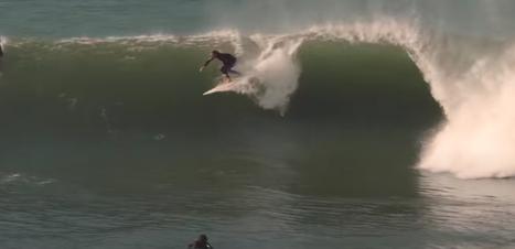 Assista aos melhores vídeos de surf da semana