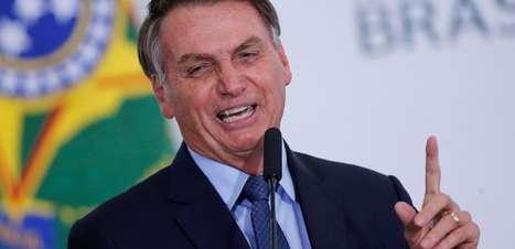 """Bolsonaro diz que versão de Joice está """"bastante esquisita"""""""