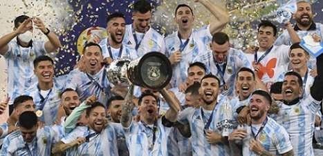 Das guinadas na organização ao fim da seca argentina... Copa América de 2021 deu o que falar!
