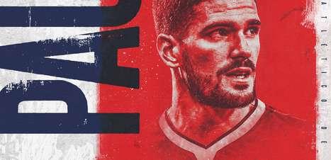 De Paul é anunciado como novo reforço do Atlético de Madrid