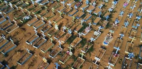 Brasil registra 648 mortes por covid-19 nas últimas 24h