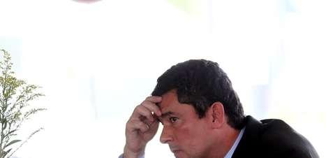Políticos tentam convencer Moro a disputar a Presidência