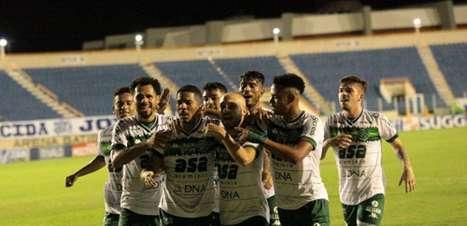 Guarani goleia Confiança fora de casa e entra no G-4 da Série B