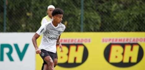 Dylan Borrero vira a chave para o Brasileiro, mas garante foco nas três competições que o Galo tem em 2021