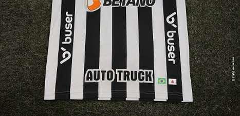 Atlético-MG anuncia patrocínio do app de transportes Buser