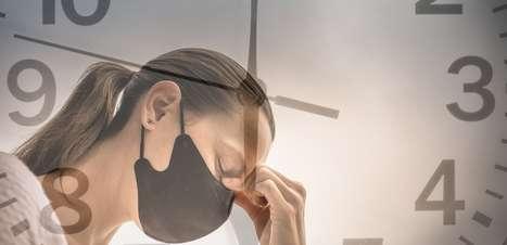 Excesso de informações pode afetar a saúde mental