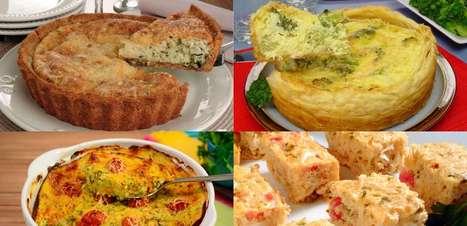 Segunda Sem Carne: 5 tortas salgadas para se deliciar