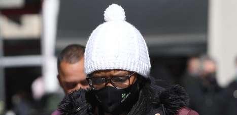 São Paulo terá frio recorde e geada na manhã desta terça